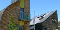 low carbon houses