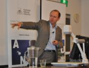 David Kennedy at Australian National University