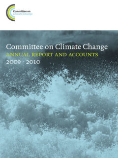 Annual report and accounts 2009 - 2010