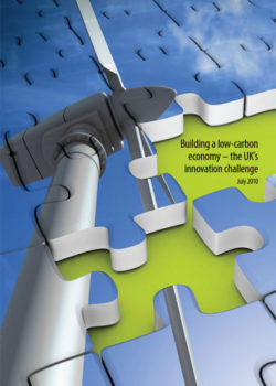 Building a low-carbon economy – the UK's innovation challenge