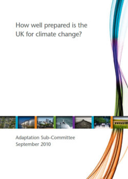 How well prepared is the UK for climate change?