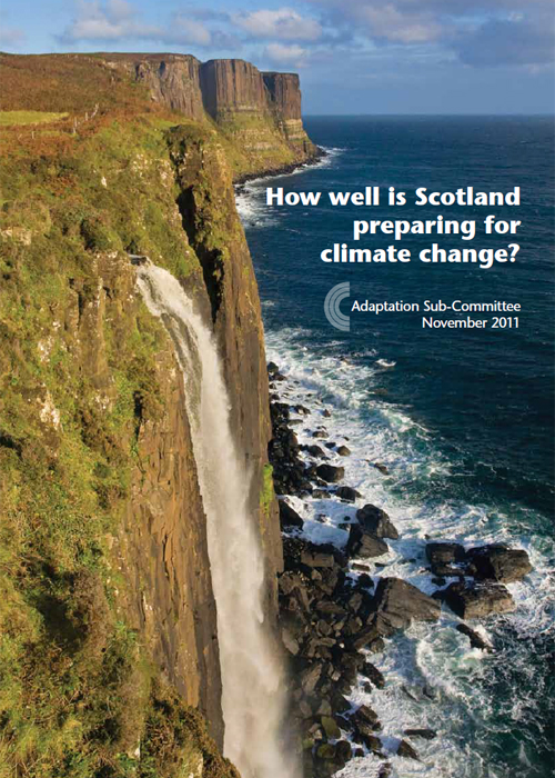 How well is Scotland preparing for climate change?