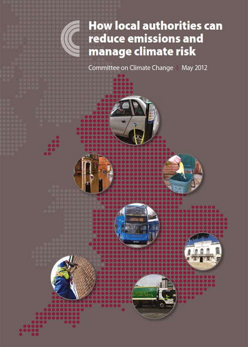 How local authorities can reduce emissions and manage climate risk