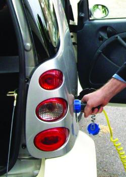 Car charging