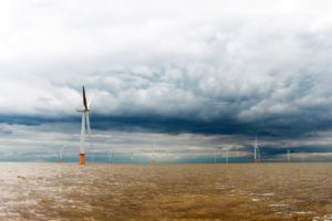 Gunfleet sands offshore wind farm