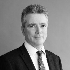 Adrian Gault Interim CEO