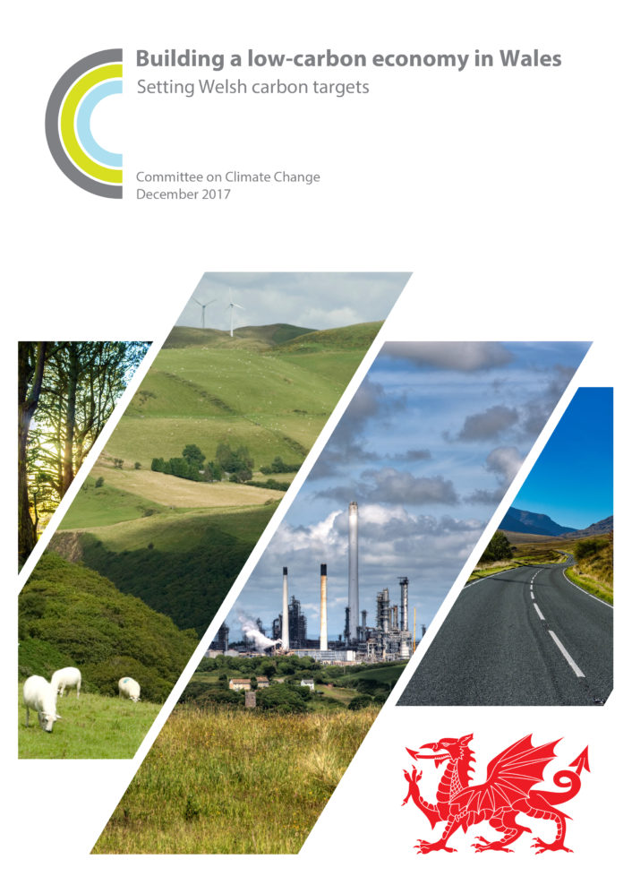 Welsh carbon targets