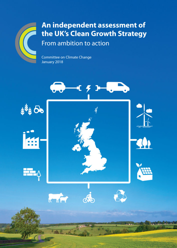 An independent assessment of the UK's Clean Growth Strategy: From ambition to action